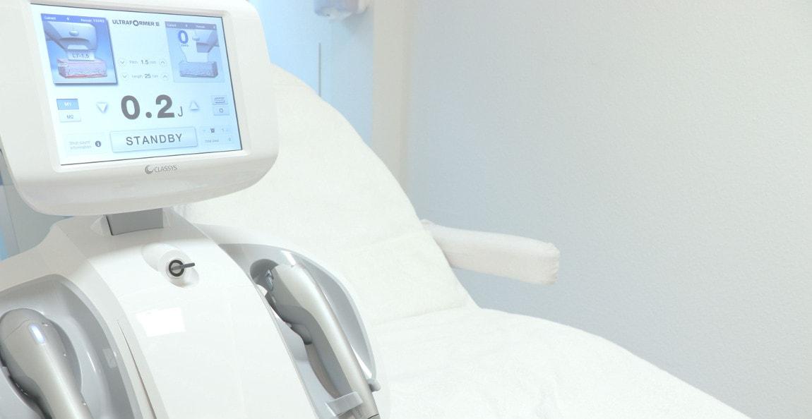 Gerät - Körperstraffung ohne OP